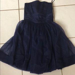 H&M strapless dress NWOT